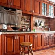 美式风格厨房橱柜
