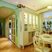 餐厅乡村现代设计