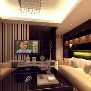 客厅舒适大沙发欣赏