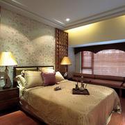 素雅温馨的家居卧室