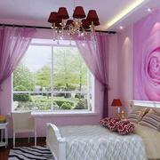 婚房卧室床头背景