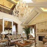 客厅混搭装饰设计
