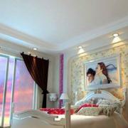 婚房卧室背景墙