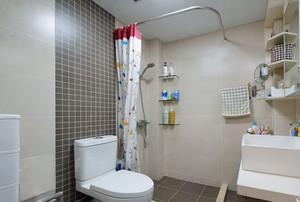 整洁干净的卫生间