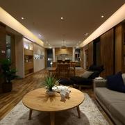温馨温婉的客厅