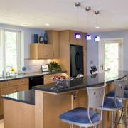 厨房实用宜家吧台