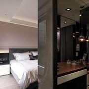宜家舒适的大卧室