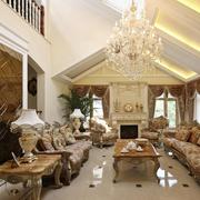 美观有魅力的客厅