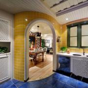 地中海风格厨房