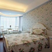 婚房卧室液体壁纸