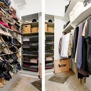 衣帽间鞋柜欣赏