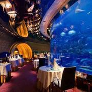 酒店大户型餐厅