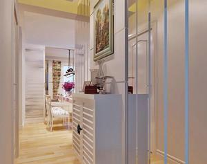 2015古典简约风格的鞋柜设计装修效果图欣赏