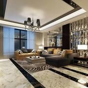大户型时髦客厅