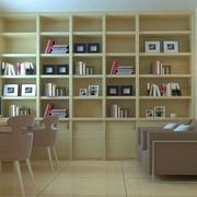 书房书柜设计图