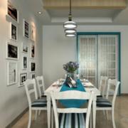 餐厅照片墙装饰