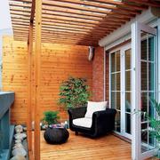 舒适家居阳台设计