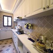 厨房精致现代化设计