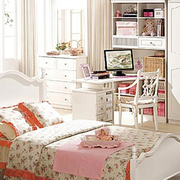 素雅小卧室装潢