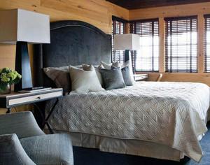 卧室舒适席梦思床