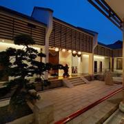 极具中式特色的别墅