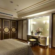 温婉简约的卧室