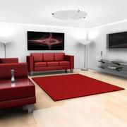靓丽简约的客厅