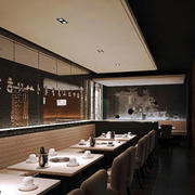 简约现代都市餐厅