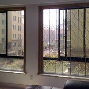 简约现代化窗户