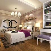 时尚浪漫的卧室