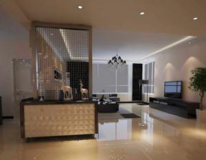 精致的家居客厅