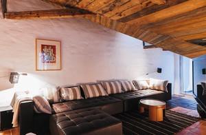 4.8万简装 北欧风格客厅设计装修效果图鉴赏