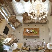 复式楼客厅装饰