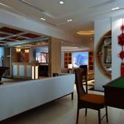 中式客厅装饰设计