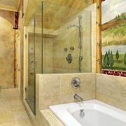 美观时尚的浴室
