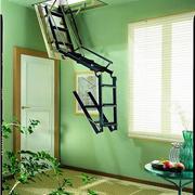 可折叠的楼梯