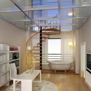 书房艺术楼梯欣赏