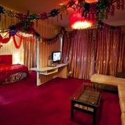 大户型婚房卧室