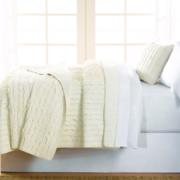 素雅前卫的小卧室床
