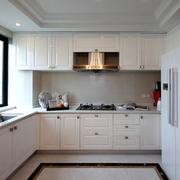 现代欧式厨房橱柜