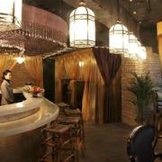 中式文化美容院设计
