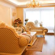 温婉优雅的客厅欣赏