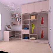 简约现代化衣柜