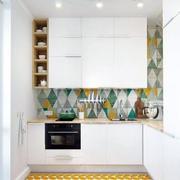 厨房背景墙瓷砖