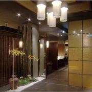 餐厅隔断装饰设计