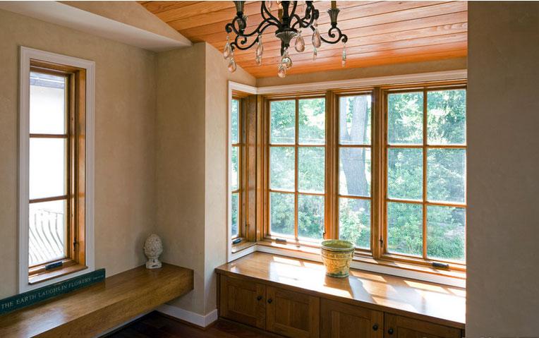 90平米美观实用的室内防盗窗设计效果图欣赏