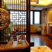 中式风格的客厅装潢