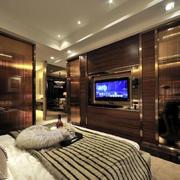 卧室电视背景墙