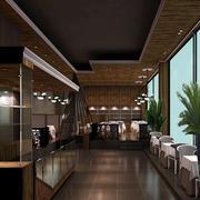 大户型咖啡厅设计