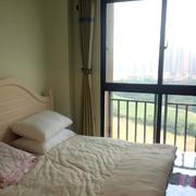 简约宜家的卧室